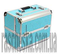 "Кейс для косметики ""Blue Beauty Case"""