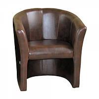 Кресло для кафе Арабика одноместный модуль Флекс-кожа