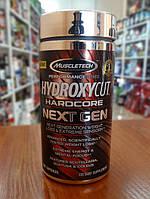 Купить жиросжигатель Muscletech Hydroxycut Hardcore Next Gen 180 caps.