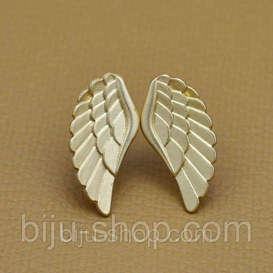 "Серьги ""Wing"" Forever21"
