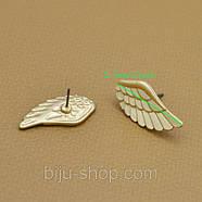 "Серьги ""Wing"" Forever21, фото 2"