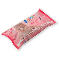Влажные салфетки Bravo 15 шт, (маленькая упаковка) детские (ромашка)