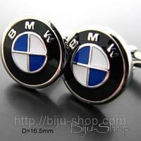 Оригинальные Запонки BMW