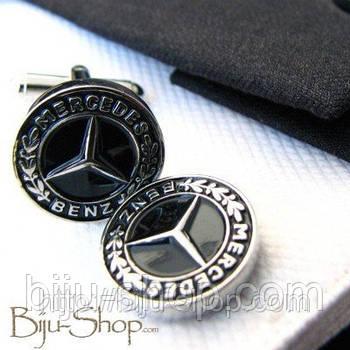 Оригинальные Запонки Mercedes Benz
