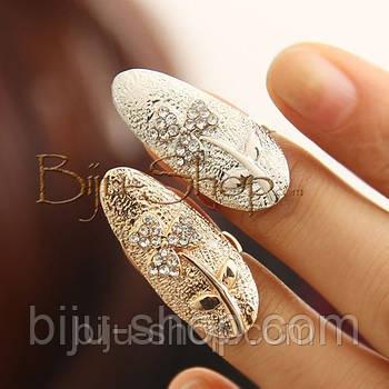 Кільце на нігті Лютик