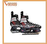 Коньки хоккейные ледовые PW-208С для игры в хоккей