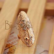 """Кільце на нігті """"Квіти"""", фото 2"""