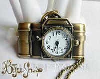 Кулон Часы Фотоаппарат