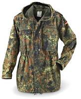 Куртка (парка) армии Германии, камуфляж Flektarn