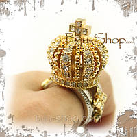 Кольцо Корона Мономаха