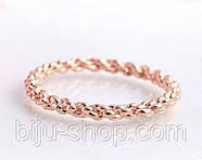 Кільце на середину пальця Midi ring, фото 2