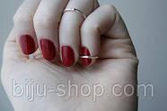 Кільце на середину пальця Midi ring, фото 4