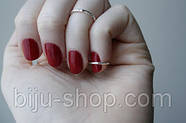 Кольцо на середину пальца Midi ring, фото 4