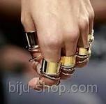 "Кольца ""Proportion"" Midi ring 9шт"
