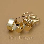 """Кольца """"Proportion"""" Midi ring 9шт, фото 2"""