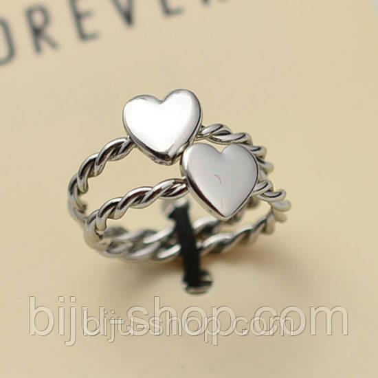 Колечки Сердце  Forever 21
