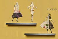 Зеркальный декор Модницы
