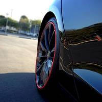 Молдинг защита кромки колесного диска