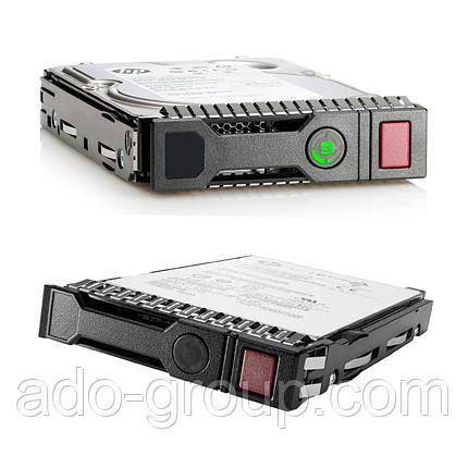 "MB2000GCVBR Жесткий диск HP 2TB SATA 7.2K 3.5"", фото 2"