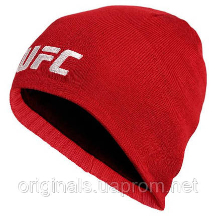 Зимняя шапка Reebok UFC Fan Lightweight BE7417 , фото 2