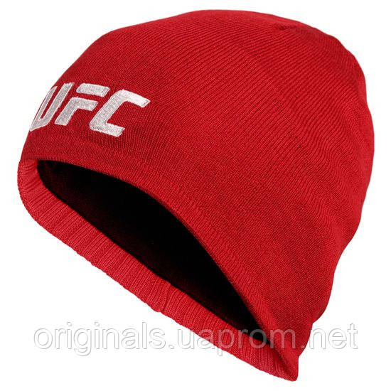 Зимняя шапка Reebok UFC Fan Lightweight BE7417
