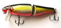 Воблер для спиннинговой рыбалки Condor Dizzy Minnow, 115мм, 25г, 0-1,2м, цвет 292