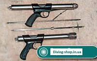 Подводное ружьё зелинка Хлебникова Перун 600 мм