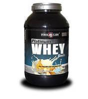 Протеин Platinum Whey Basic Концентрат сывороточного протеина 2500g - кокосовые сливки
