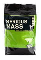 Гейнер Serious Mass Optimum Nutrition США!!!! Не Европа! 5,443 кг