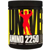 Аминокислоты AMINO 2250 (100 табл) Universal Nutrition