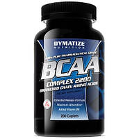 Аминокислоты Dymatize BCAA Complex 2200 200 таблеток