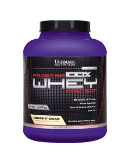 Протеин сывороточный ProStar Whey Protein Ultimate Nutrition  2.39 кг