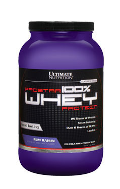 Протеин ProStar Whey Protein Ultimate Nutrition 907 г