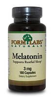 Специальный препарат для сна Melatonin 3 мг 180 caps