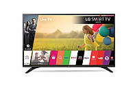 "Телевизор LG 32lh570U 32 ""| LED | HD Ready | 450 PMI | DVB-T2 / C / S2 | 2xHDMI | 1xUSB | Smart TV | Wi-Fi | Интернет"
