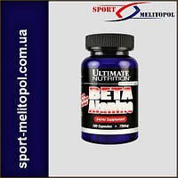 Ultimate Nutrition Beta-Alanine 750 mg 100 caps