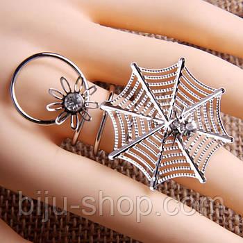 Кольцо Spider
