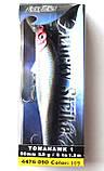 Воблер для рыбалки Condor Tomahawk 1, 90мм, 9г, 0-1.2м, цвет 109, фото 2