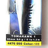 Воблер для рыбалки Condor Tomahawk 1, 90мм, 9г, 0-1.2м, цвет 109, фото 3