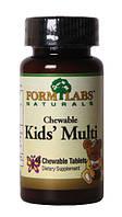 Kid's Multivitamin Детские поливитамины (45 жевательных таб.)