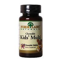 Детские мультивитамины Kid's Multivitamin 45 chew tab