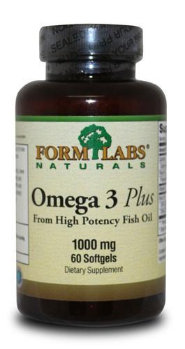FL Omega 3 PLUS 60 softgels