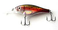 Рыболовный воблер Кондор Fat Minnow, 85мм, 15г, 0-2.5м, цвет 169