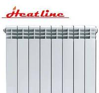 Радиатор биметалический HeatLine Extreme 500x96