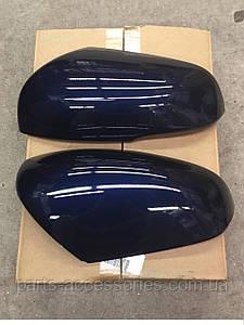 Honda Pilot 2016 крышка левого правого зеркала крышки зеркал цвет B588P Obsidian Blue новые оригинальные
