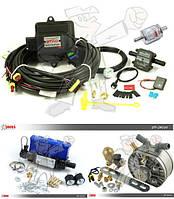 Комплект ГБО AC STAG 200 GoFast KME Silver OMVL REG 200 л.с. пропан