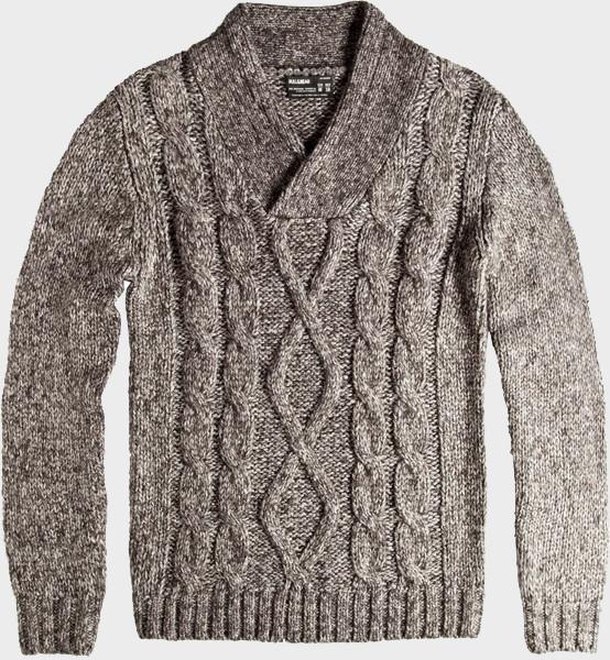 Осенне-весенние свитера