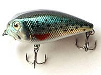 Воблер для спиннинговой рыбалки Condor L Classic Boxer, 45мм, 7г, 0-0.3м, цвет 259