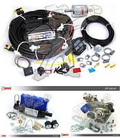 Комплект ГБО AC STAG 4 Q-BOX Tomasetto Alaska OMVL DREAM XXI 125 л.с. пропан