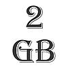 Usb флешки 2 Gb